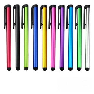 Eingabestift Stylus Pen Smartphone Tablet Rot